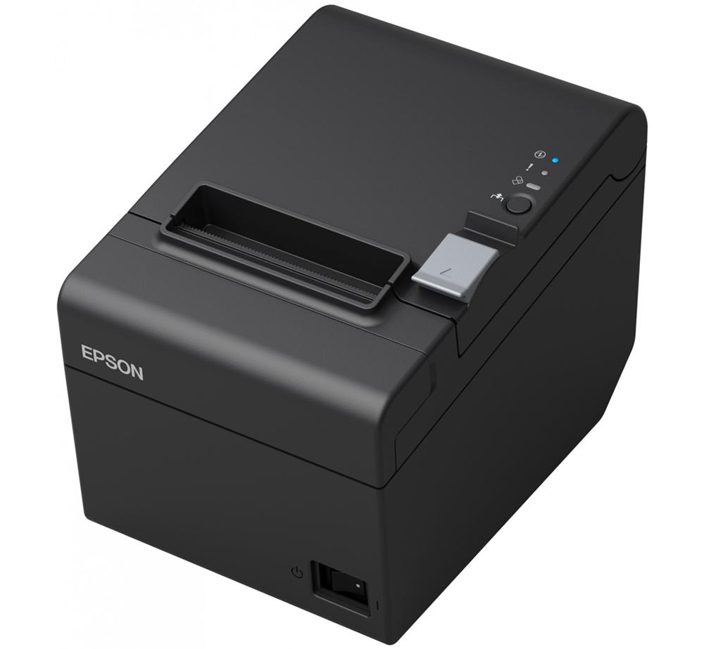 EPSON TM-T20III (012): ETHER + USB BLACK